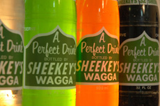 The last bottles produced at Sheekey's