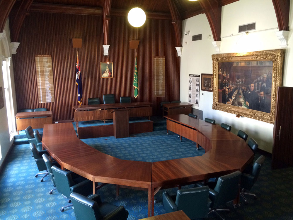Historic Council Chamber, Wagga Wagga