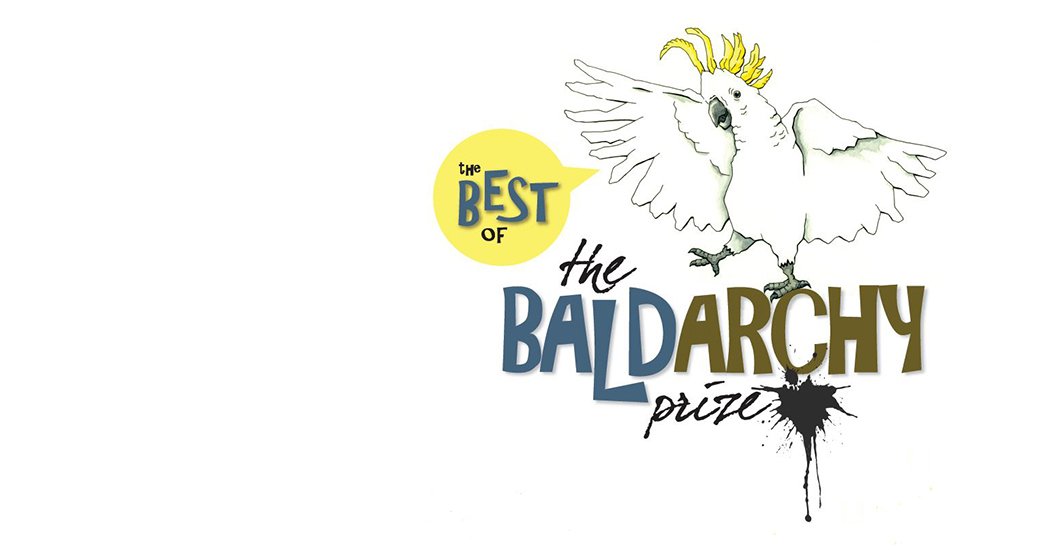 The Best of the Bald Archy Prize