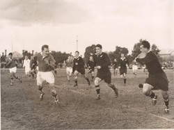 1951 game against the All Blacks