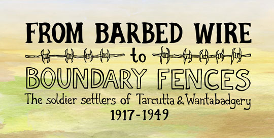 From Barbed Wire to Boundary Fence