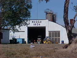 The Wagga Iron Foundry, 2005