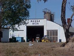 The Wagga Iron Foundry, 2005