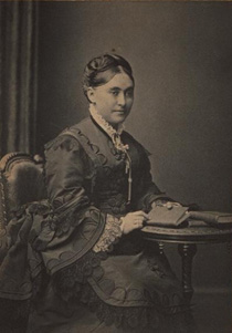 Susannah Hannah Moxham (nee Brown)