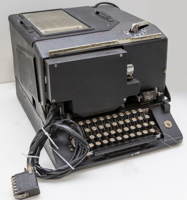 SIGABA electronic cipher machine