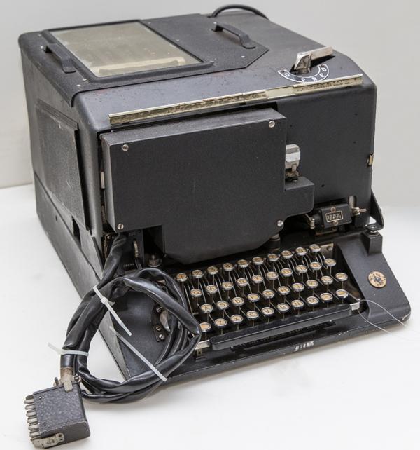 SIGABA electronic cipher machine