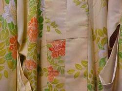 Mitsue's kimono