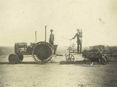 McKay Combine Seed Drill