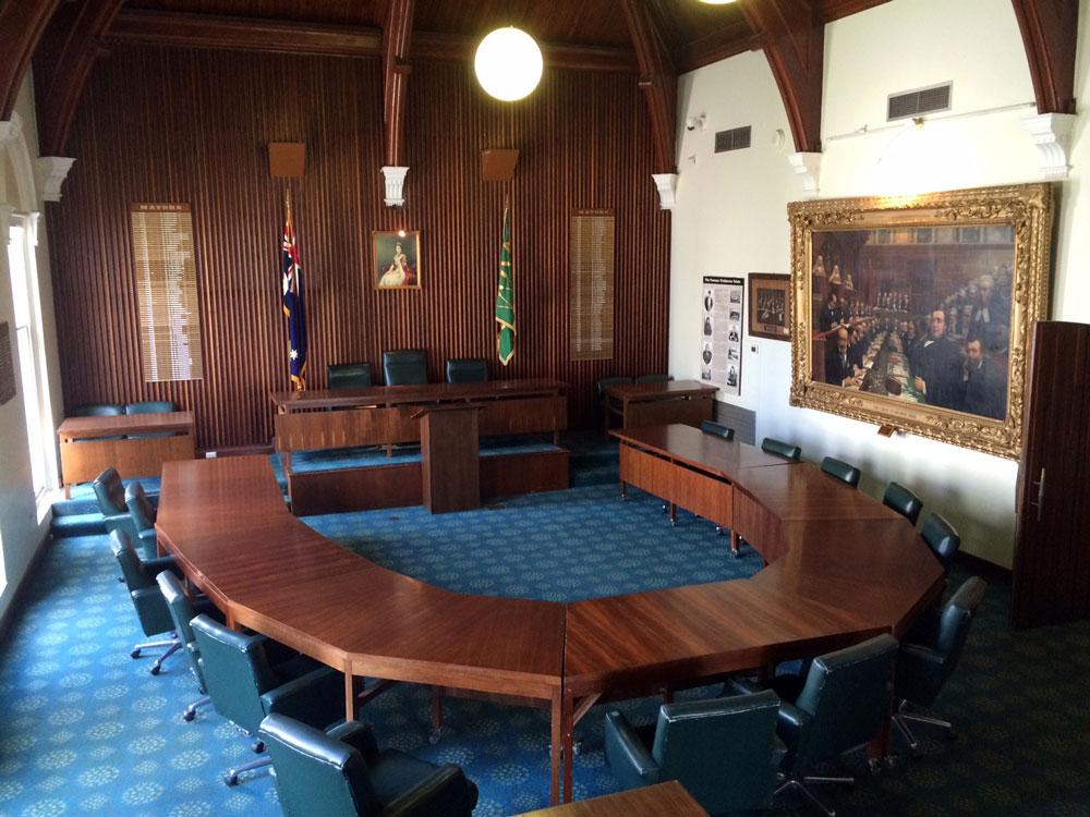 Historic Council Chamber, Wagga Wagga