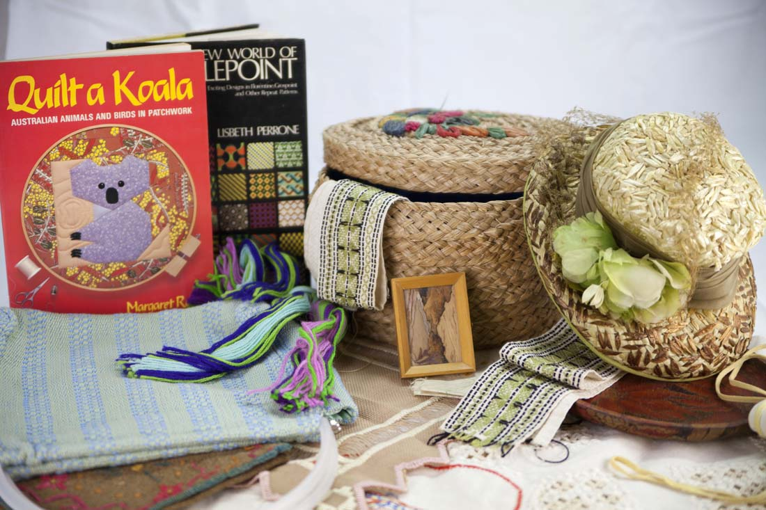 Creative pursuits of the past Reminiscence Box