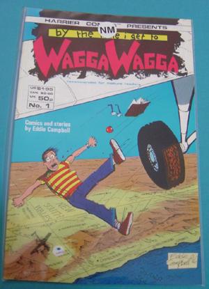 Wagga Wagga Comic Book