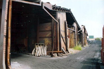Kilns on Chaston Street, 2004 (now demolished)