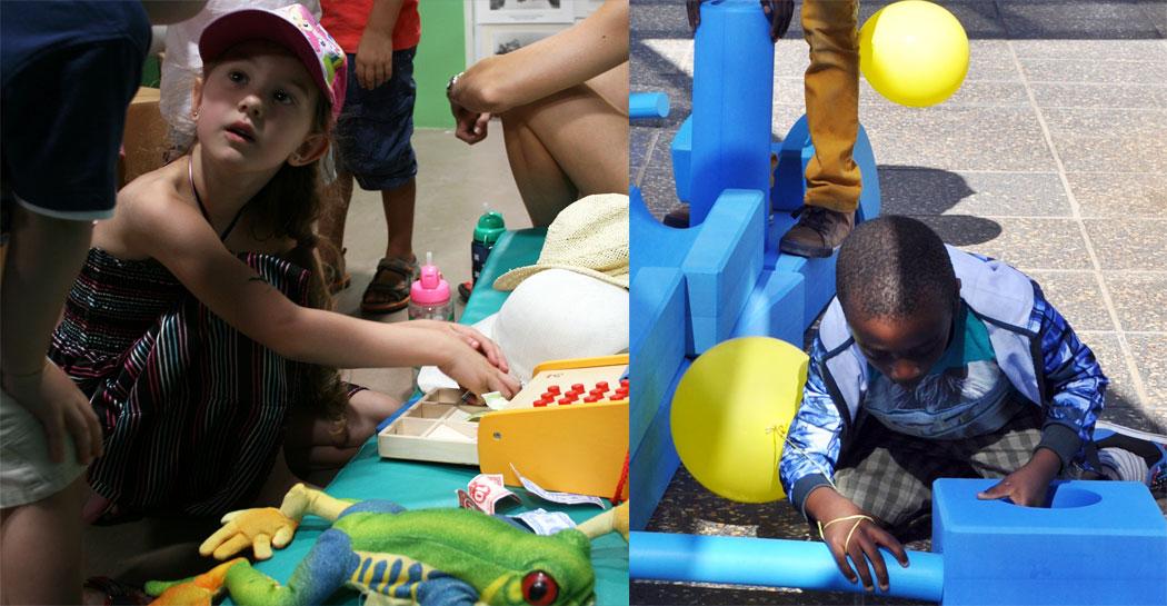 Summer Holiday Kids Activities