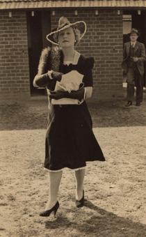 Errolla 'Smoke' Heard, c. 1950s