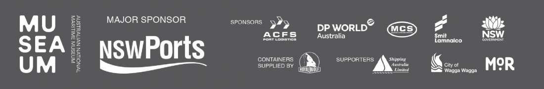 Container exhibition sponsors and supporters