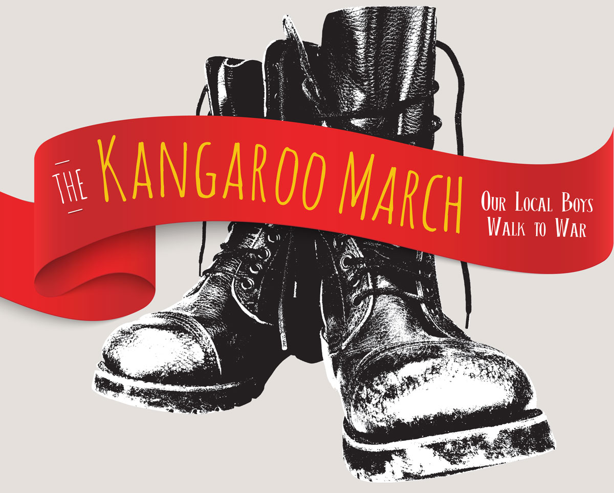 Kangaroo March