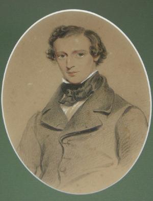 Dr Morgan Watercolour
