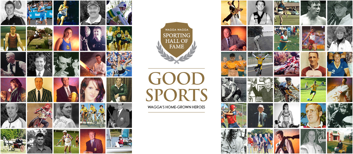 Now open | Good Sports: Wagga's Home-grown Heroes