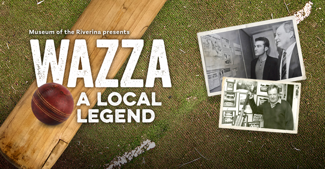 Now open | Wazza: A Local Legend