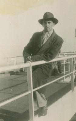 Thomas Tajber on the Skaugum