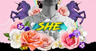 On now | SHE