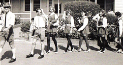 WWTC dress up day, c. 1959-60