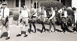 WWTC dress up day, c. 1959-60