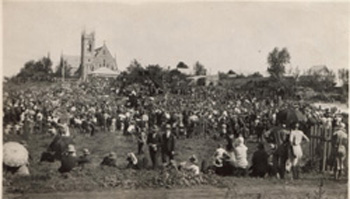 The Great Riverside Rally, 1931 Wagga Wagga