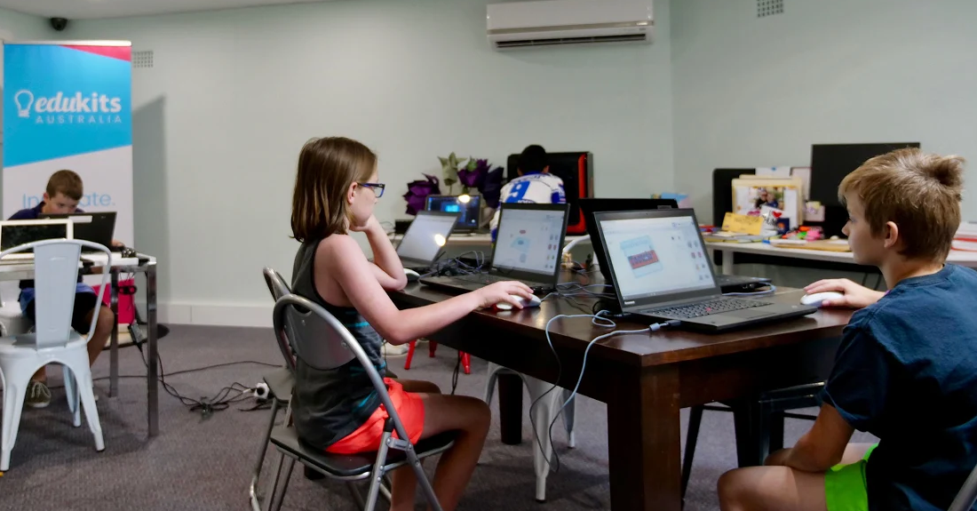 Tech It Out Summer Holiday Workshops for kids in Wagga Wagga