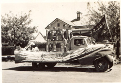 WBLSC float, Australia's 150th, 1938