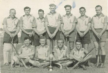 WBLSC Hockey Team, c. 1950s