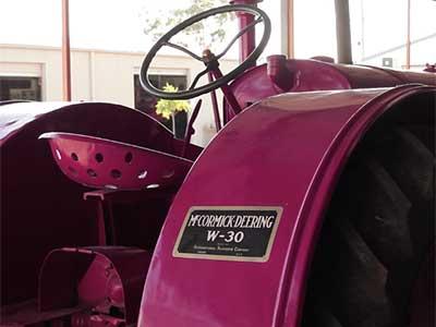 McCormack Deering Tractor